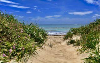 la spiaggia più bella del salento